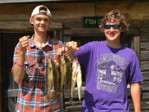 Zach & Nick stringer
